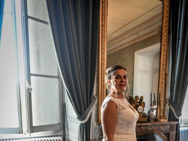 Le mariage de Vincent et Marie Cécile à Biard, Vienne 47