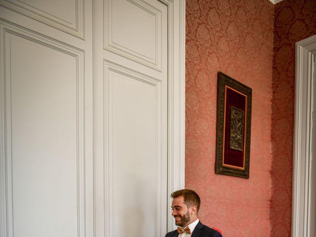 Le mariage de Vincent et Marie Cécile à Biard, Vienne 51