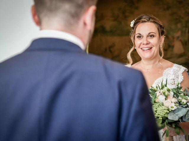 Le mariage de Vincent et Marie Cécile à Biard, Vienne 54