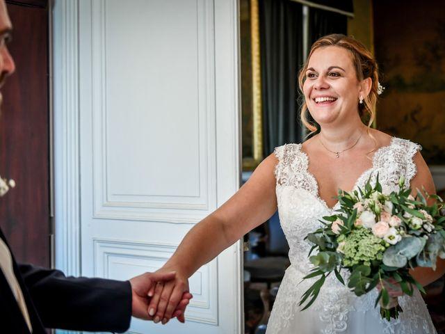 Le mariage de Vincent et Marie Cécile à Biard, Vienne 55