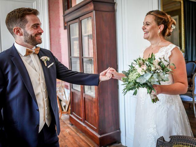 Le mariage de Vincent et Marie Cécile à Biard, Vienne 56