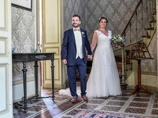 Le mariage de Vincent et Marie Cécile à Biard, Vienne 57
