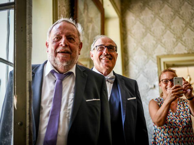 Le mariage de Vincent et Marie Cécile à Biard, Vienne 58
