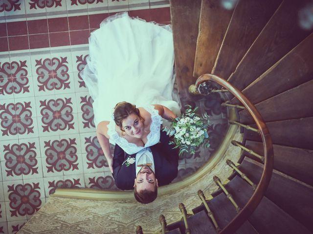 Le mariage de Vincent et Marie Cécile à Biard, Vienne 59