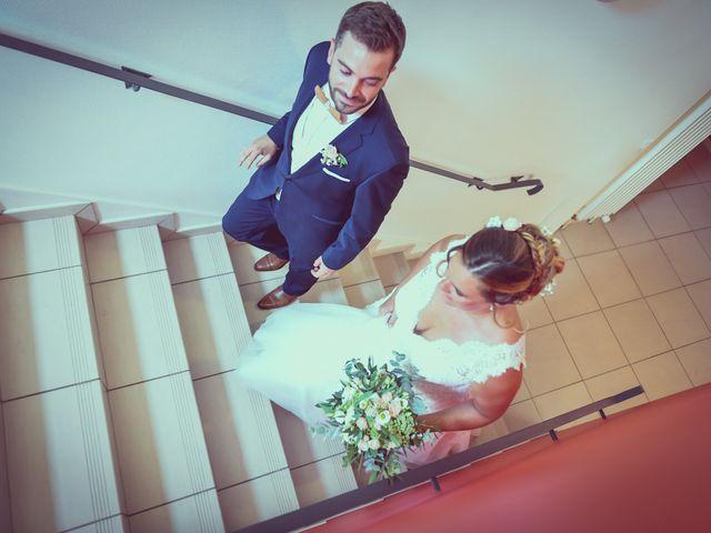 Le mariage de Vincent et Marie Cécile à Biard, Vienne 61