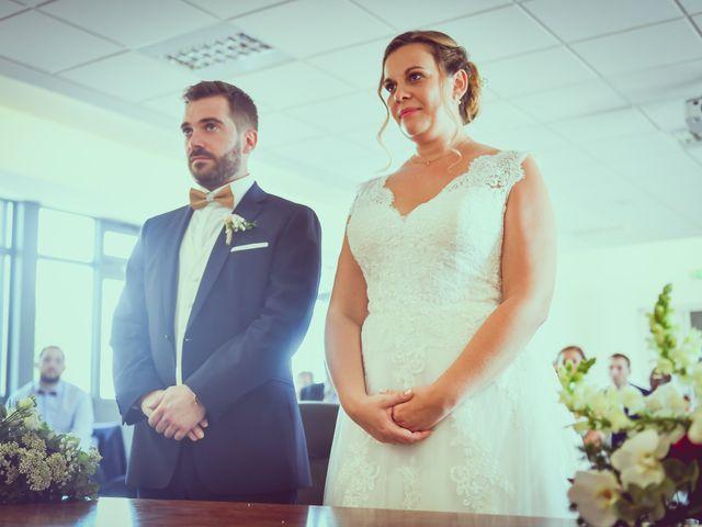Le mariage de Vincent et Marie Cécile à Biard, Vienne 64