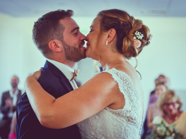Le mariage de Vincent et Marie Cécile à Biard, Vienne 65
