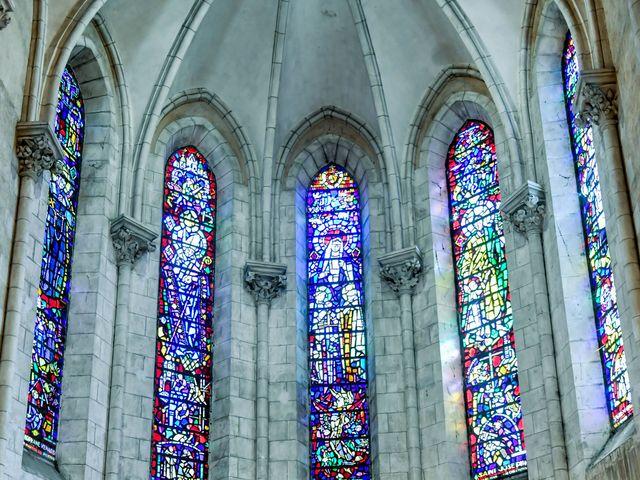 Le mariage de Vincent et Marie Cécile à Biard, Vienne 76