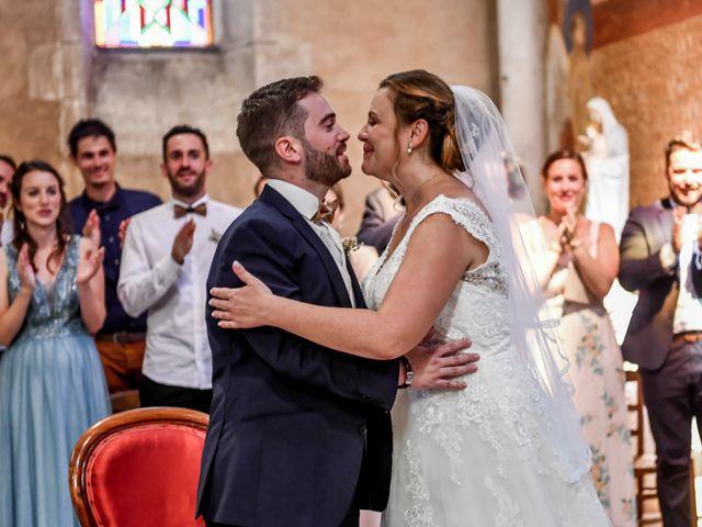 Le mariage de Vincent et Marie Cécile à Biard, Vienne 78