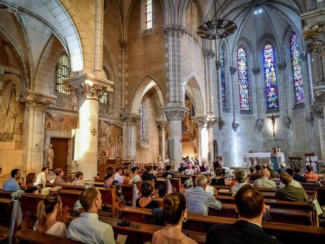 Le mariage de Vincent et Marie Cécile à Biard, Vienne 81