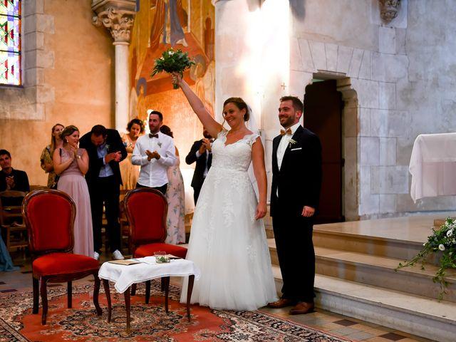 Le mariage de Vincent et Marie Cécile à Biard, Vienne 85