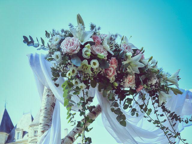 Le mariage de Vincent et Marie Cécile à Biard, Vienne 95