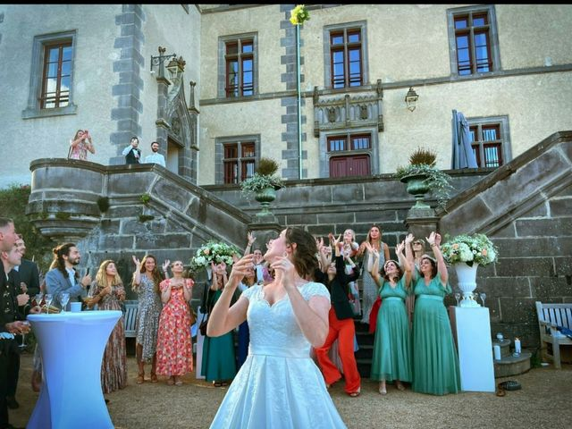 Le mariage de Constance et Maxime à Miremont , Puy-de-Dôme 1