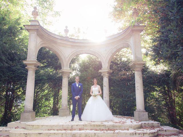 Le mariage de Sandrine et David
