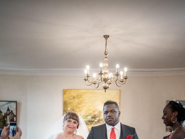 Le mariage de Evans et Marine à Labbeville, Val-d'Oise 11