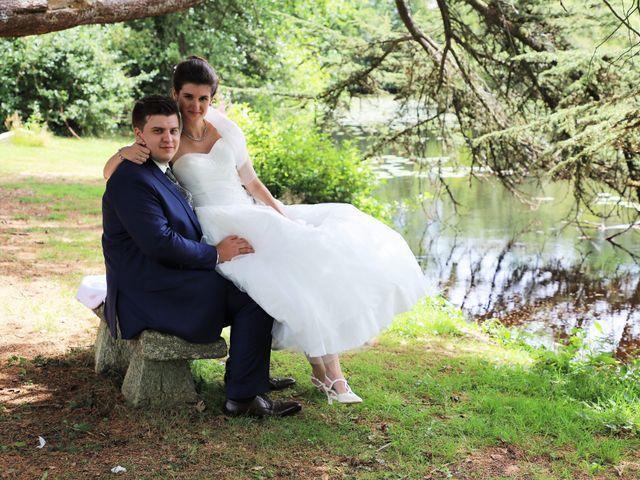 Le mariage de Thomas et Mélissa à Orvault, Loire Atlantique 1