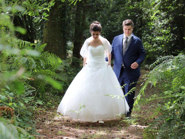 Le mariage de Thomas et Mélissa à Orvault, Loire Atlantique 2