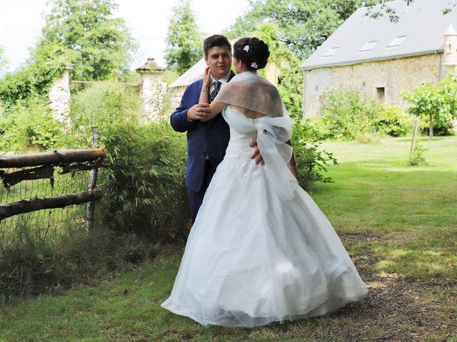 Le mariage de Thomas et Mélissa à Orvault, Loire Atlantique 3