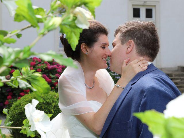 Le mariage de Thomas et Mélissa à Orvault, Loire Atlantique 4