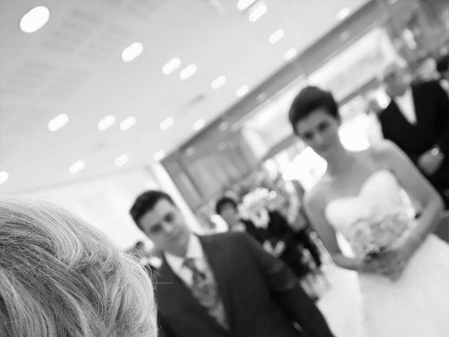 Le mariage de Thomas et Mélissa à Orvault, Loire Atlantique 8