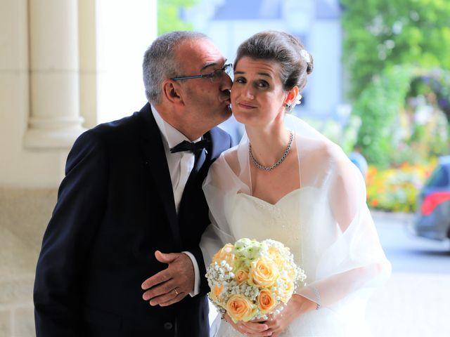Le mariage de Thomas et Mélissa à Orvault, Loire Atlantique 12