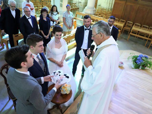 Le mariage de Thomas et Mélissa à Orvault, Loire Atlantique 13