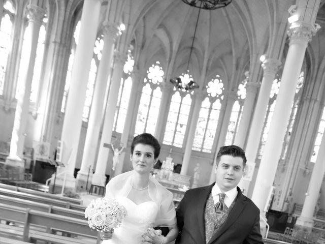 Le mariage de Thomas et Mélissa à Orvault, Loire Atlantique 16
