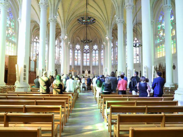 Le mariage de Thomas et Mélissa à Orvault, Loire Atlantique 19