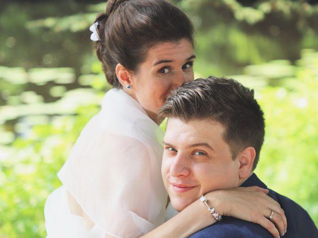 Le mariage de Thomas et Mélissa à Orvault, Loire Atlantique 21