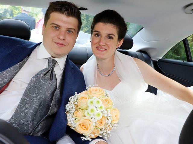 Le mariage de Thomas et Mélissa à Orvault, Loire Atlantique 25