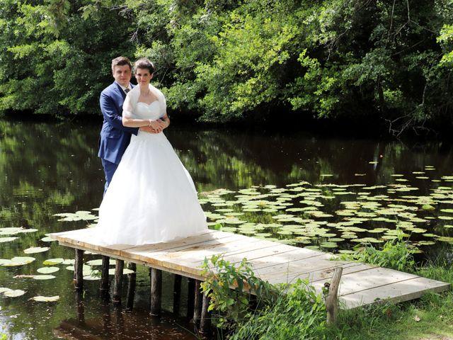 Le mariage de Thomas et Mélissa à Orvault, Loire Atlantique 28