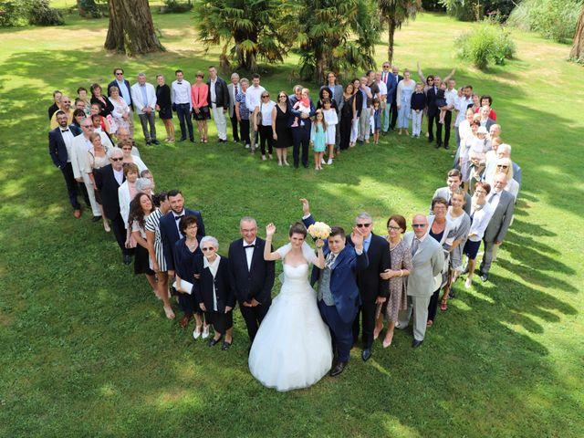 Le mariage de Thomas et Mélissa à Orvault, Loire Atlantique 42