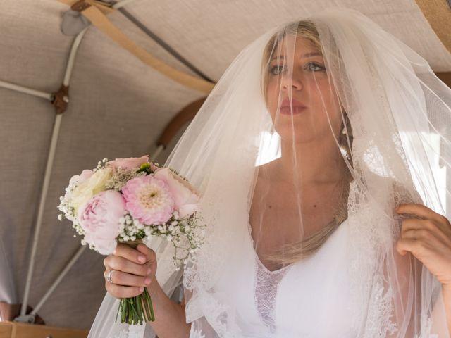 Le mariage de Louis et Alessandra à Loix, Charente Maritime 10
