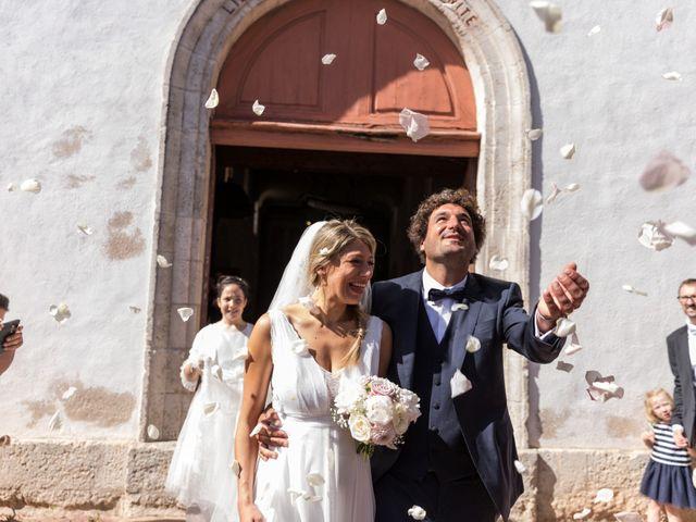 Le mariage de Louis et Alessandra à Loix, Charente Maritime 30