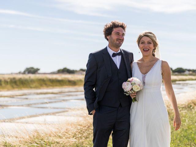 Le mariage de Louis et Alessandra à Loix, Charente Maritime 33