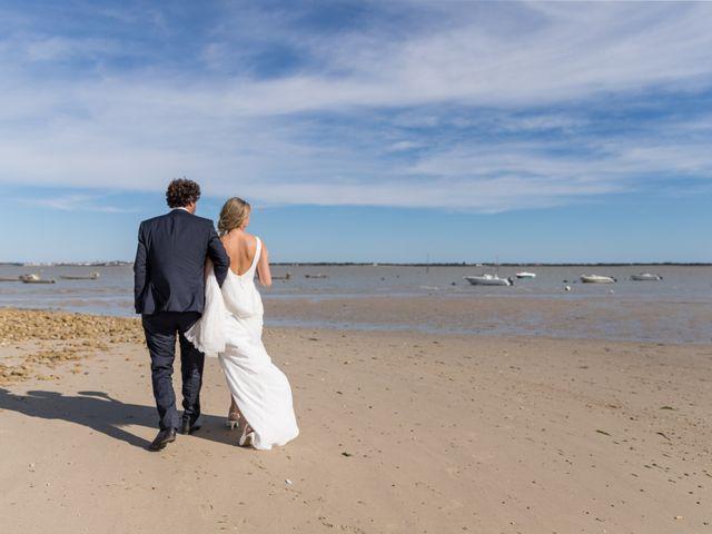 Le mariage de Louis et Alessandra à Loix, Charente Maritime 41