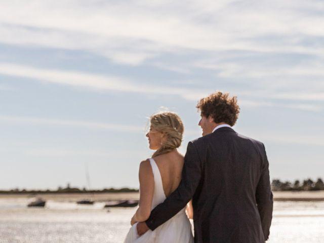 Le mariage de Louis et Alessandra à Loix, Charente Maritime 43