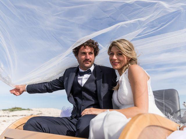 Le mariage de Louis et Alessandra à Loix, Charente Maritime 2