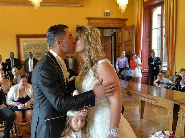 Le mariage de Youcef et Sophie à Évian-les-Bains, Haute-Savoie 8