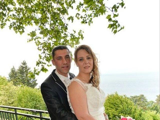 Le mariage de Youcef et Sophie à Évian-les-Bains, Haute-Savoie 9