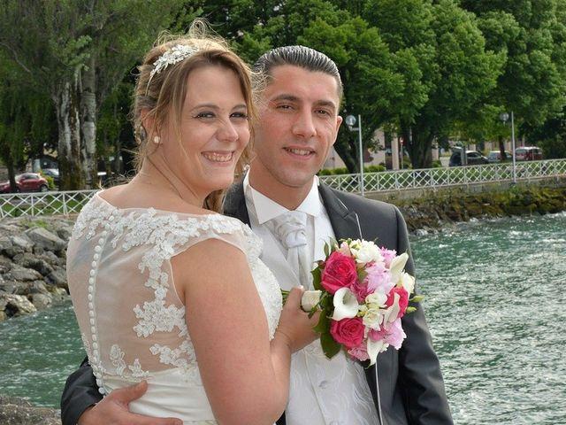 Le mariage de Youcef et Sophie à Évian-les-Bains, Haute-Savoie 12