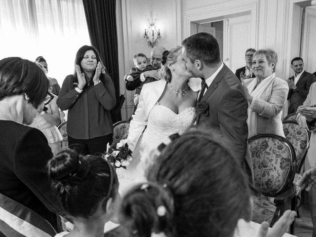 Le mariage de Nicolas et Myriam à Groslay, Val-d'Oise 8