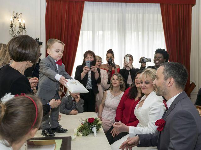 Le mariage de Nicolas et Myriam à Groslay, Val-d'Oise 9