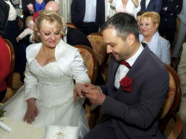 Le mariage de Nicolas et Myriam à Groslay, Val-d'Oise 10