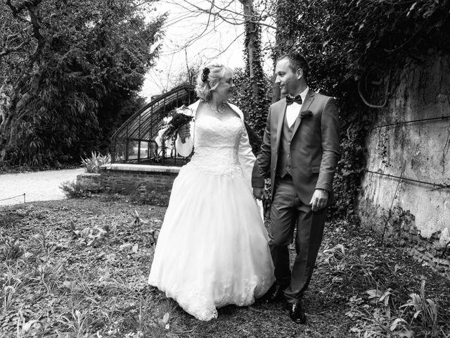 Le mariage de Nicolas et Myriam à Groslay, Val-d'Oise 12