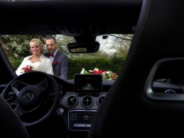 Le mariage de Nicolas et Myriam à Groslay, Val-d'Oise 13