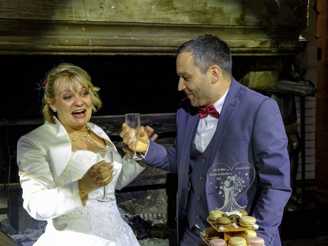 Le mariage de Nicolas et Myriam à Groslay, Val-d'Oise 37