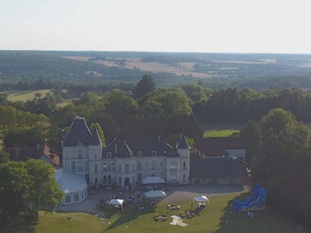 Le mariage de Mickael et Céline à Toucy, Yonne 5