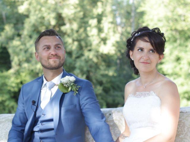 Le mariage de Mickael et Céline à Toucy, Yonne 2