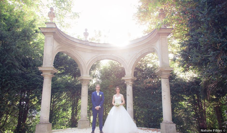 Le mariage de David et Sandrine à Soissons, Aisne